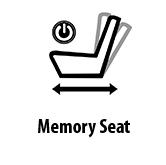Memory seat