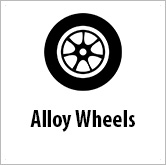 Ico alloy wheels