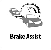 Ico brake assist