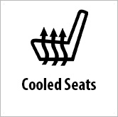 Ico cooled seats