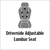 Ico driverside adjustable lumbar seat copy