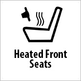 Ico heated seats