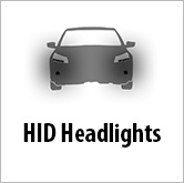 Hid headlights