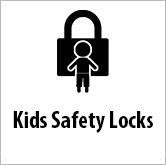 Ico kids safety locks