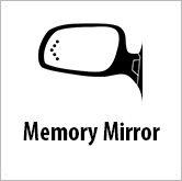 Memory mirrors