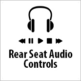 Ico rear seat audio controls