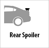 Ico rear spoiler